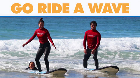 Surf School Promotional Video
